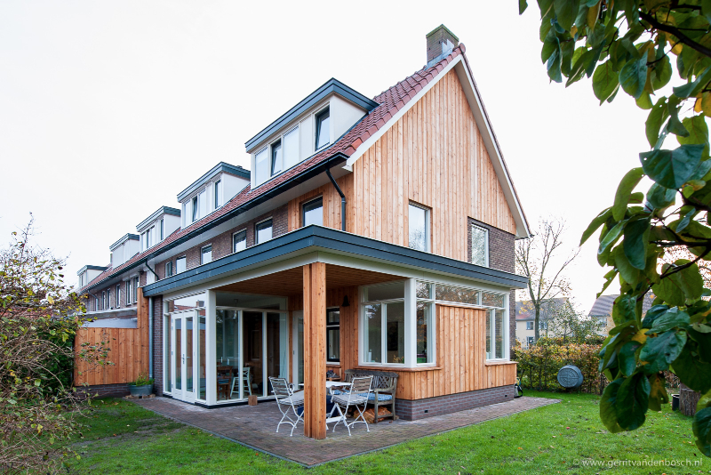 Verbouwing woning Harderwijk