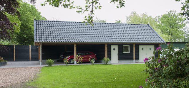Erker en Luxe schuur in buitengebied Wenum-Wiesel